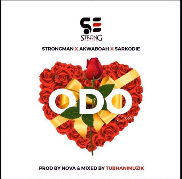 strongman 3 620x611 - Strongman X Akwaboah X Sarkodie - ODO (Cover)
