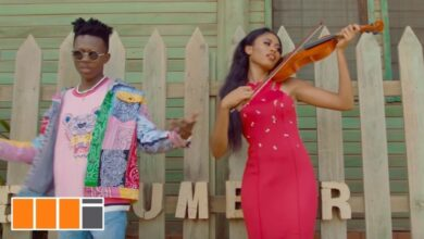 Photo of Strongman – Crazy For You ft. Kelvynboy (Official Video)