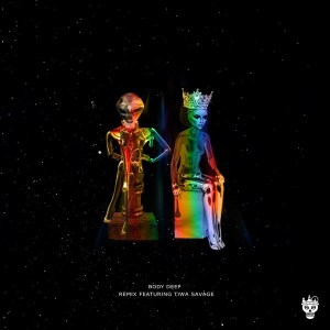 01 Body Deep Remix feat Tiwa Sav mp3 image - Wavy The Creator – Body Deep (Remix) ft. Tiwa Savage