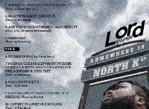 Photo of Lordpaper reveals track list for 'Somewhere in North K EP'