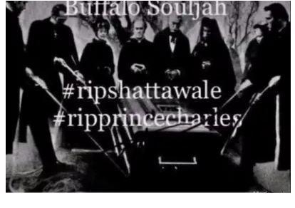 Buffalo - Buffalo soljah – Rip Shatta Wale (Shatta Wale Diss) (Prod. By Limonhits)