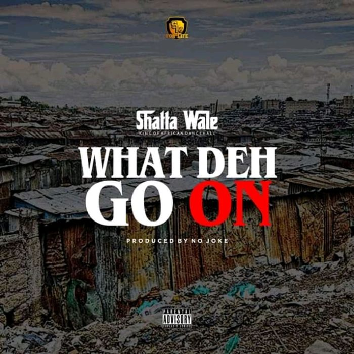 FB IMG 15621453057360779 - Shatta Wale - What Deh Go On (Prod. by No Joke)