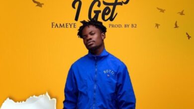 Photo of Fameye - Nothing I Get [Sax Version] (Prod. by Mizter Okyere)