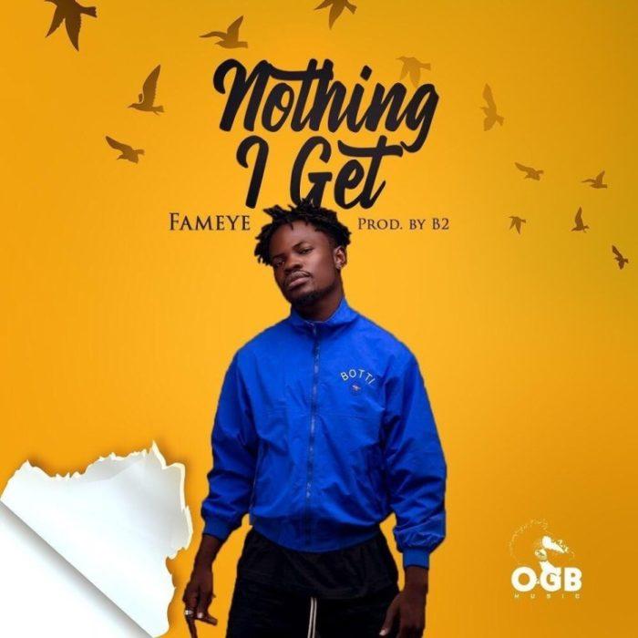 Fameye Nothing I Get  - Fameye - Nothing I Get [Sax Version] (Prod. by Mizter Okyere)
