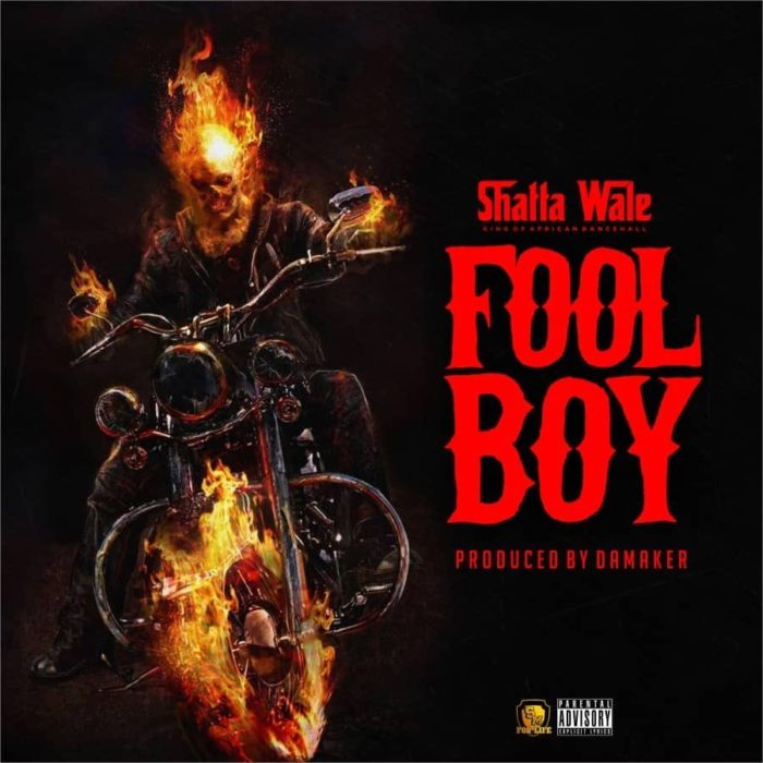 Shatta Wale – Fool Boy Prod. By DaMaker - Shatta Wale – Fool Boy [Buffalo Soulja Diss] (Prod. By DaMaker) {Download}