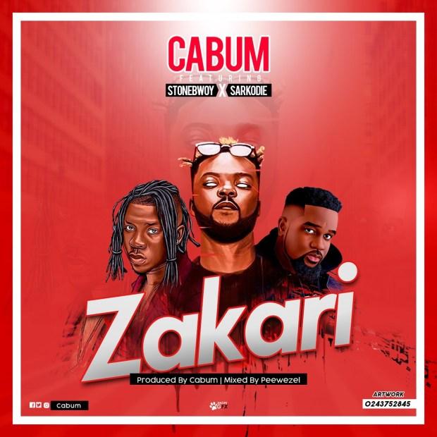 Zakari cabum ft stonebwoy x sarkodie  - Cabum ft. Stonebwoy x Sarkodie - Zakari {Download mp3}