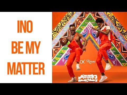 okyeame kwame ft kuami eugene in - Okyeame Kwame ft Kuami Eugene - Ino be my matter (OFFICIAL VIDEO) Dir. by Oskhari