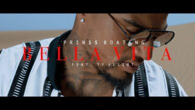 Photo of Prin$$ Boateng feat. Ty Elliot – Bella Vita [Official Video] prod. by Sonus030