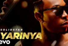 Photo of Solidstar – Yarinya (Official Video)