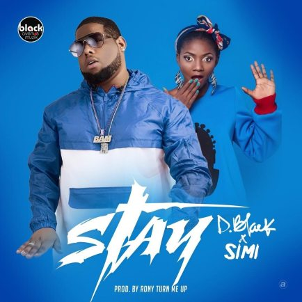 Photo of D-Black – Stay ft. Simi