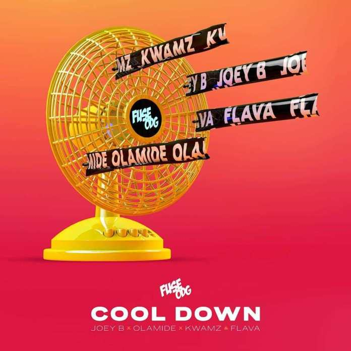 67121852 2998781516804961 5686133090737342028 n - Fuse ODG – Cool Down ft. Olamide, Joey B, Kwamz & Flava