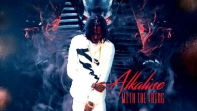 Photo of Alkaline – With the Thing
