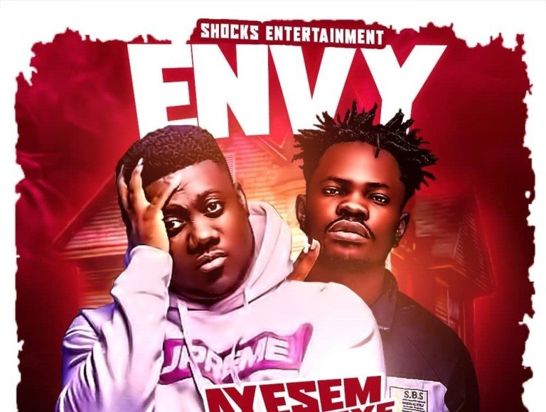 Ayesem Ft Fameye Envy 768x580 - Ayesem ft. Fameye - ENVY