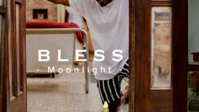 Photo of Bless – Moonlight (Prod by Kin Dee)