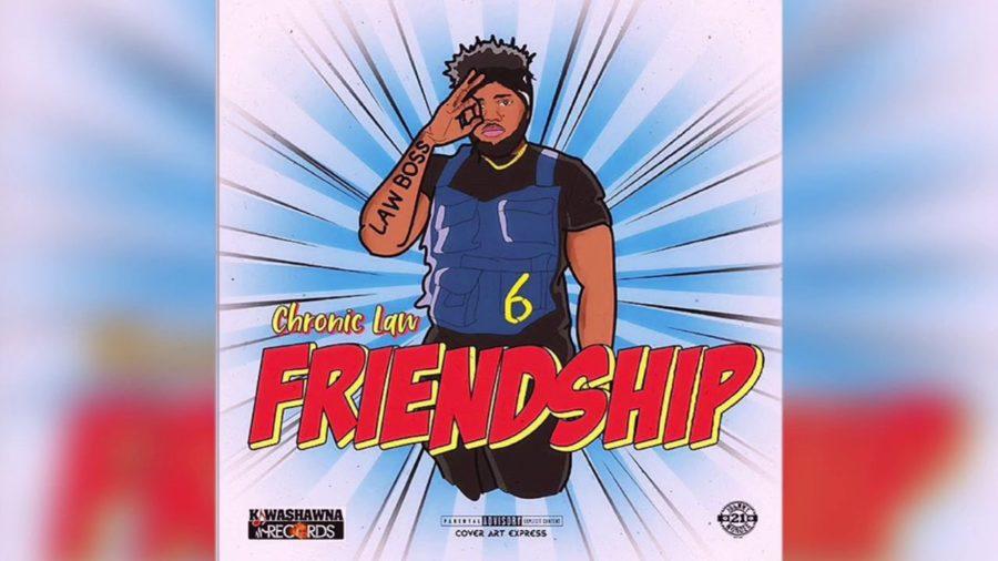 Chronic Law Friendship - Chronic Law - Friendship