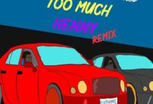 Photo of Gappy Ranks – Too Much Henny (Remix) Ft. Shatta Wale