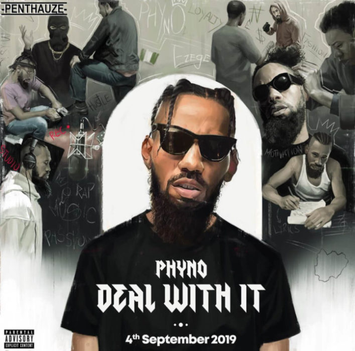 Phyno Album 1 720x713 - Phyno – Blessings ft. Don Jazzy, Olamide