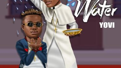 Photo of Yovi – Holy Water ft. Wizkid