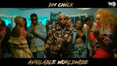 Photo of Harmonize feat Sarkodie - DM Chick (Official Music Video)