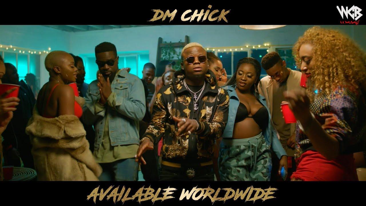harmonize feat sarkodie dm chick - Harmonize feat Sarkodie - DM Chick (Official Music Video)