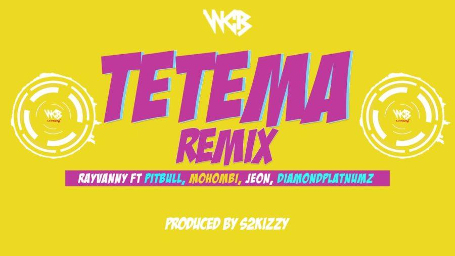 maxresdefault 2 - Rayvanny – Tetema (Remix) ft. Pitbull, Mohombi, Jeon, Diamond Platnumz