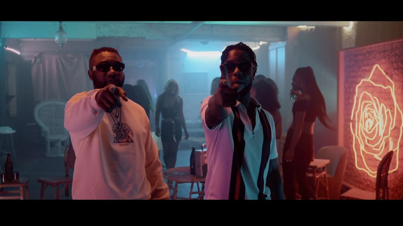 mut4y maleek berry turn me on of - Mut4y & Maleek Berry - Turn Me On (Official Video)