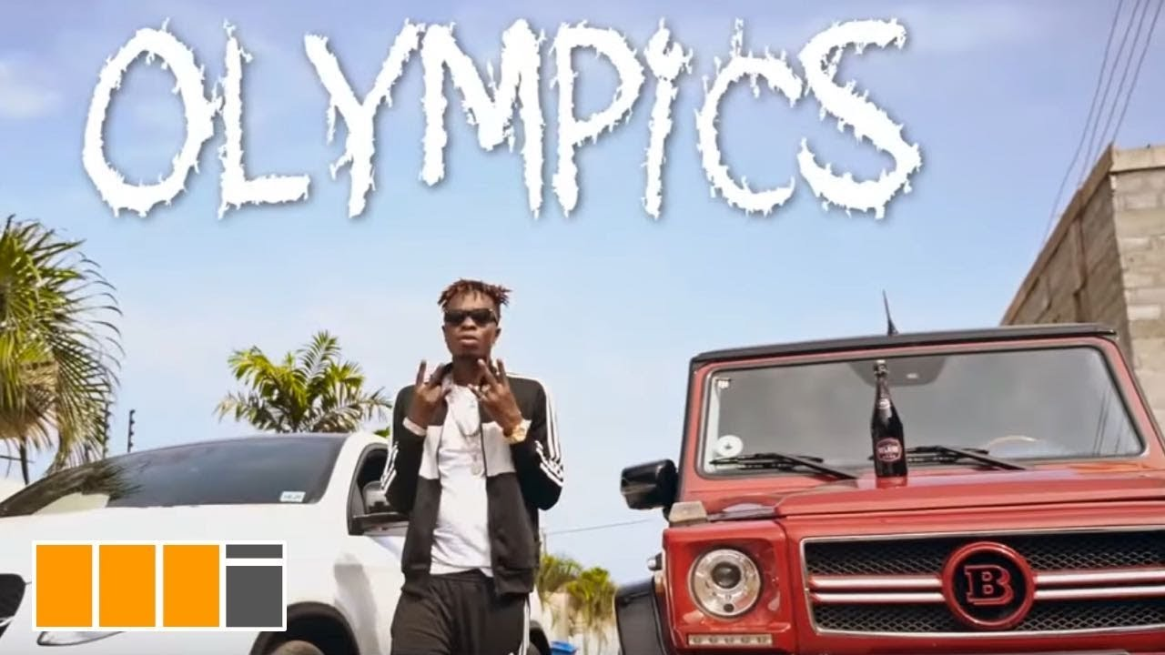 natty lee olympics official vide - Natty Lee - Olympics (Official Video)