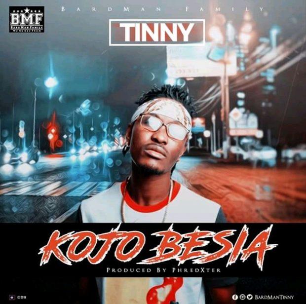tinny 620x616 - Tinny – KoJo Besia (Prod by Phredexter)
