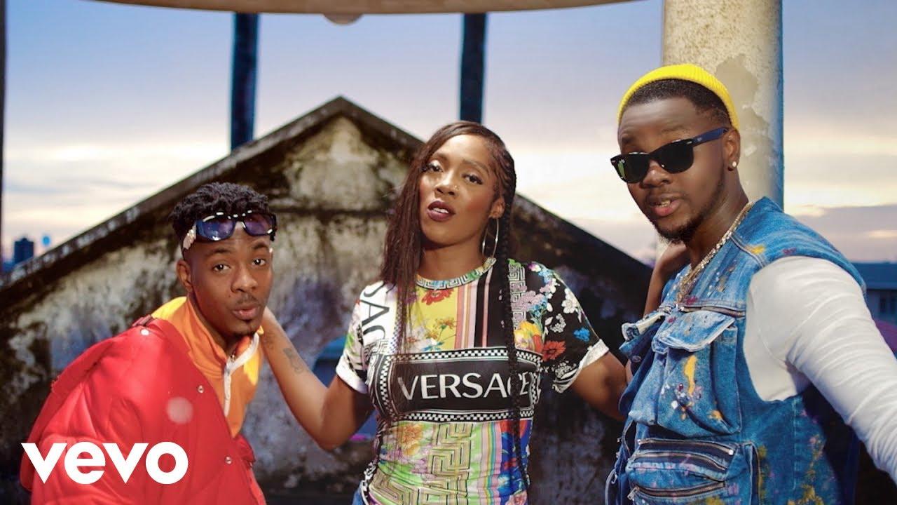 tiwa savage kizz daniel young jo - Tiwa Savage, Kizz Daniel, Young John - Ello Baby (Official Video)
