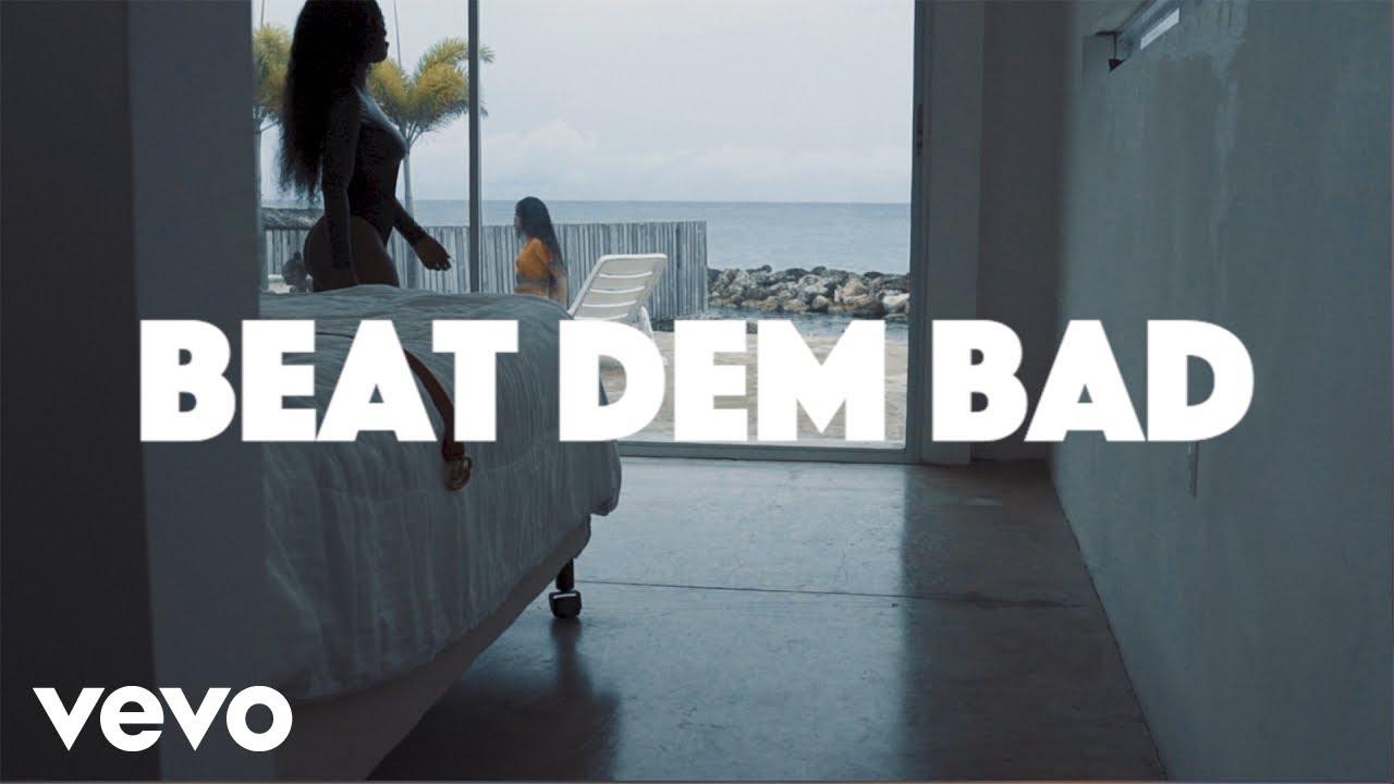 vybz kartel beat dem bad officia - Vybz Kartel - Beat Dem Bad (Official Video) ft. Squash