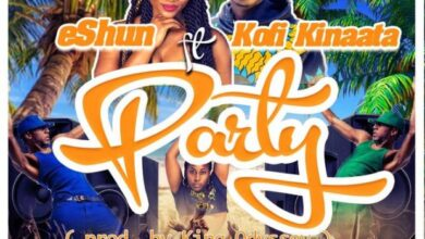 Photo of eShun – Party Ft. Kofi Kinaata