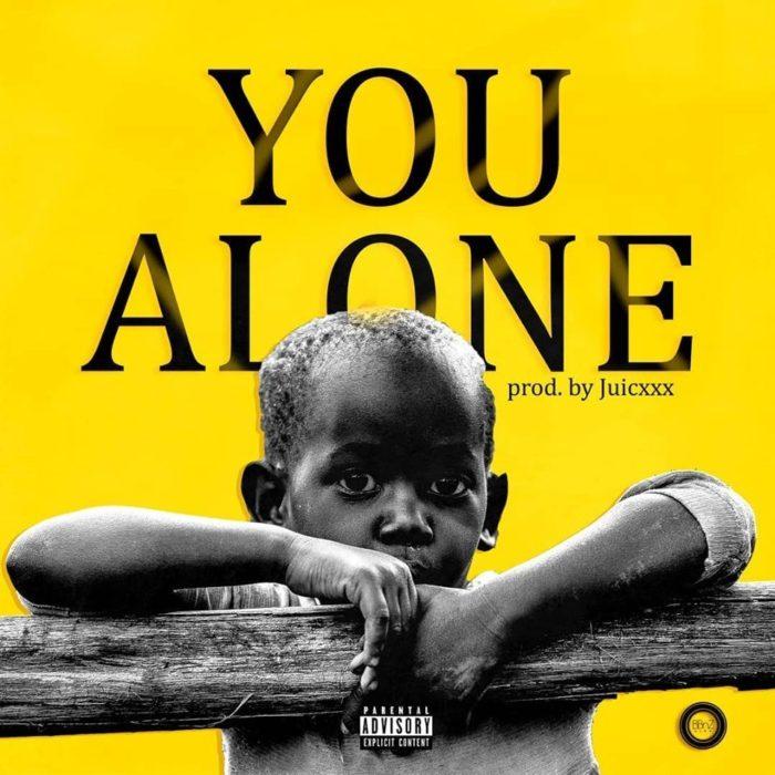 Kojo Cue You Alone Prod. By Juicxxx - Ko-jo Cue – You Alone (Prod by Juicxxx)