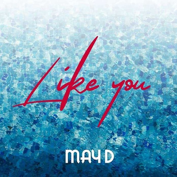 May D Like You art - May D – Like You