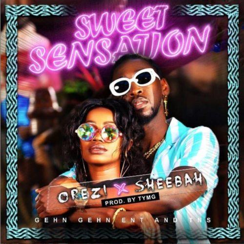 Orezi Sheebah Sweet Sensation cover - Orezi – Sweet Sensation ft. Sheebah