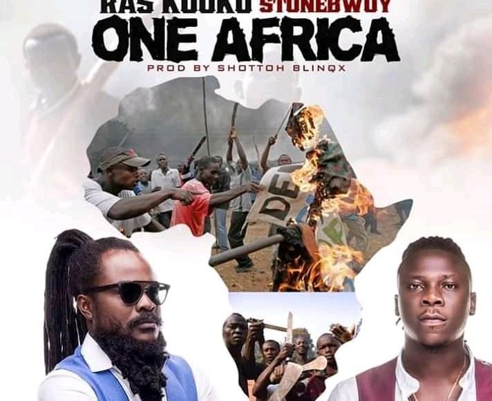 Ras Kuuku – One Africa Ft. Stonebwoy - Ras Kuuku – One Africa Ft. Stonebwoy