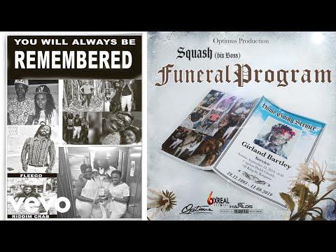 hqdefault - Squash - Funeral Program (Alkaline Diss)