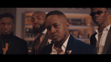 Photo of Martell Cypher 2 (M.I Abaga Blaqbonez, A-Q, Loose Kaynon) {Official Video}