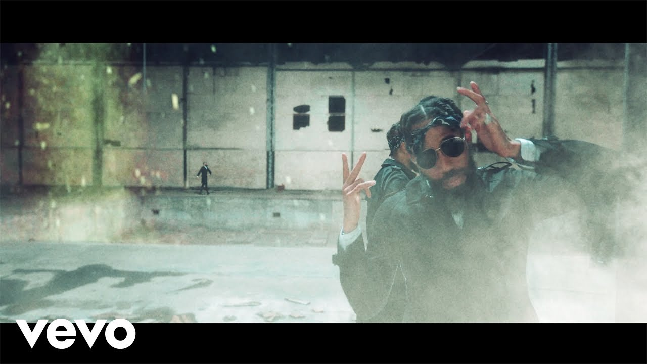 Phyno - Deal With It (Official Music Video)