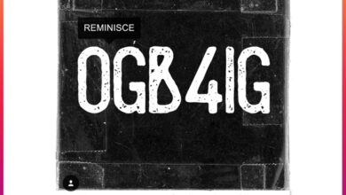 Photo of Reminisce – Ogb4ig (prod. Sarz)