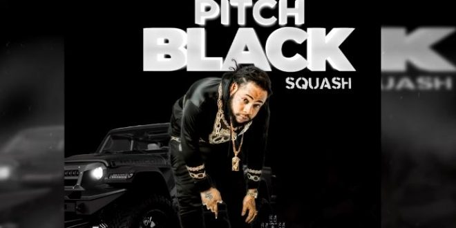 Squash - Pitch Black