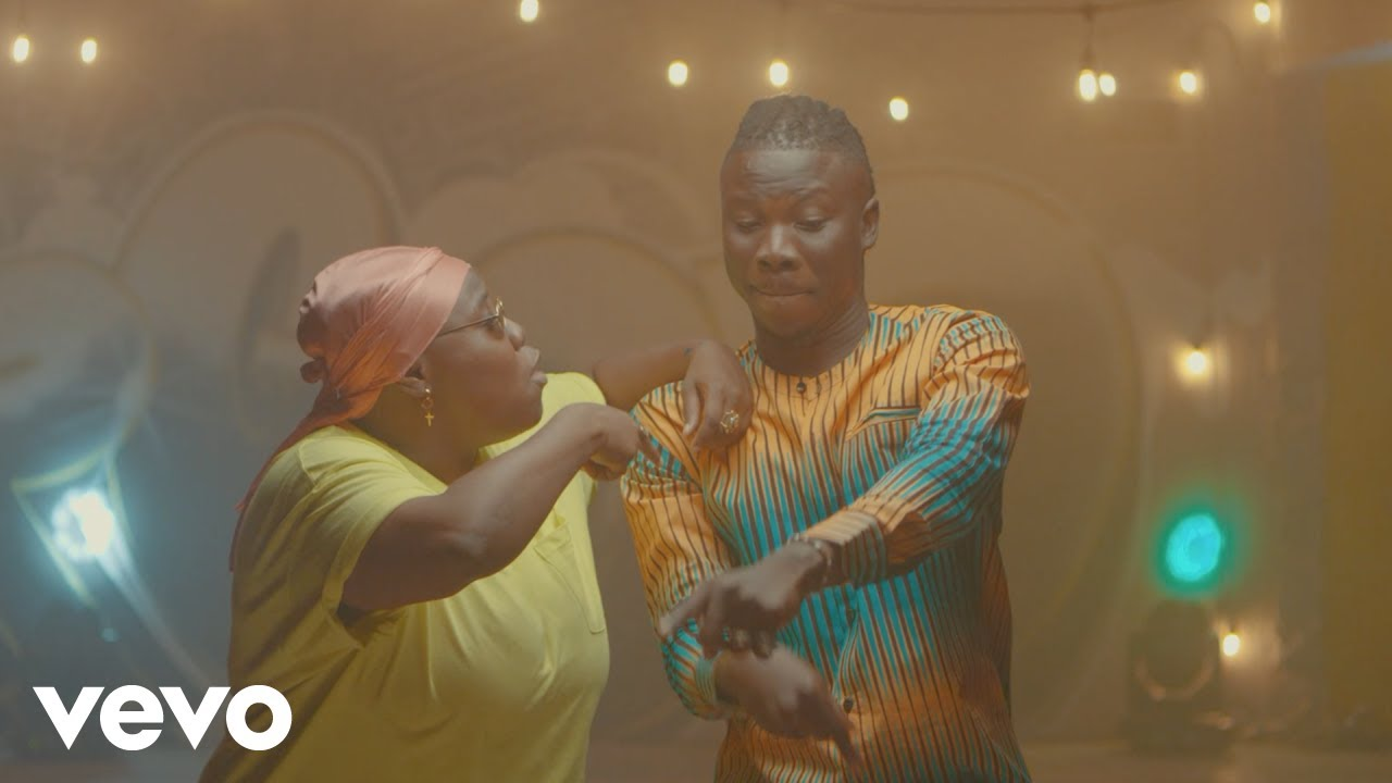 stonebwoy ololo official video f - Stonebwoy - Ololo (Official Video) ft. Teni