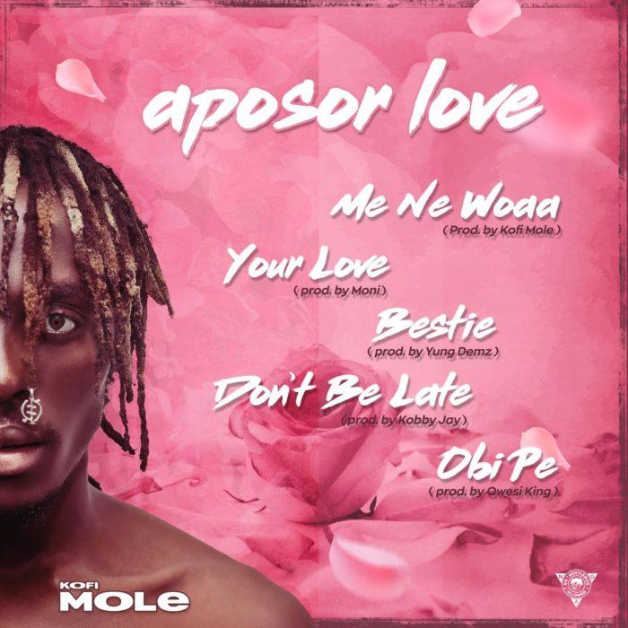 38F854B2 1C32 4196 ABB9 71FC6D616FA8@2x - Kofi Mole - Aporsor Love EP [Full Album]