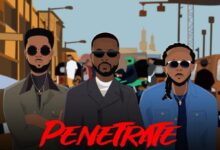 Photo of Del B – Penetrate ft. Patoranking, DJ Neptune