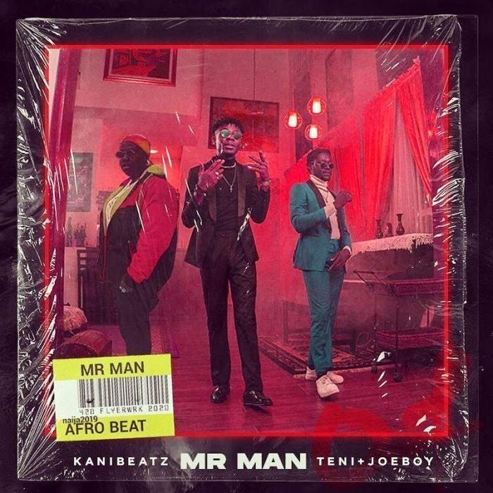 KaniBeatz Ft. Teni Joeboy Mr Man 700x700 - Teni x Joeboy x Kani Beatz – Mr Man