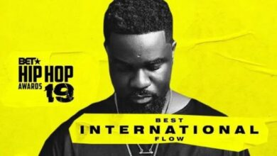 Photo of Sarkodie – I'm A Winner Ft Chidinma (Prod By Kemenya)