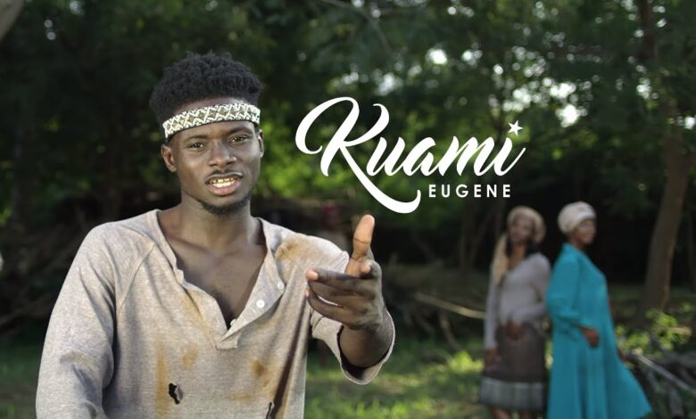 Photo of Kuami Eugene – Obiaato (Official Video)