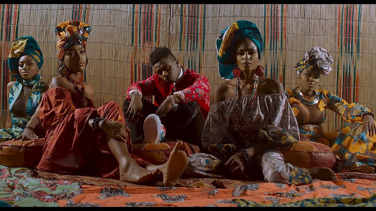 rayvanny ft phyno slow official - Rayvanny Ft Phyno - Slow (Official Music Video)