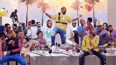 Photo of Davido – Animashaun ft. Yonda