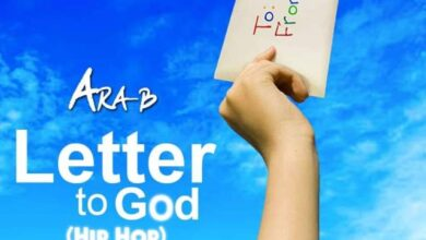 Photo of Ara-B – Letter To God (Hiphop)
