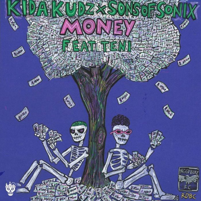 Kida Kudz, Sons of Sonix – Money ft. Teni